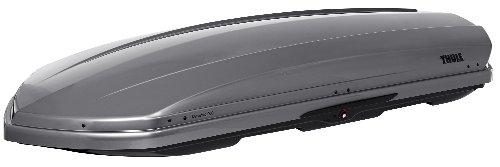 THULE スーリー ルーフボックス TH6129-1 ダイナミック Dynamic L(900) チタンメタリック
