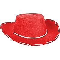 Kids Red Cowboy Hat