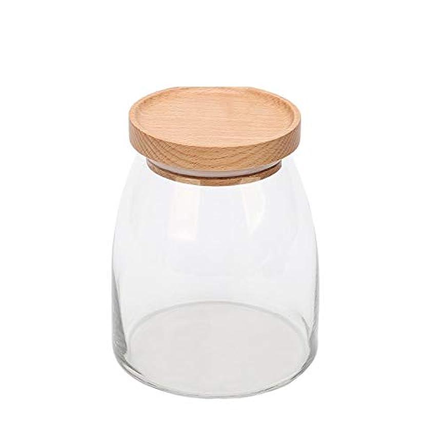 鋼干し草成分貯蔵タンク、透明ガラス貯蔵タンク、家庭用食品、茶瓶