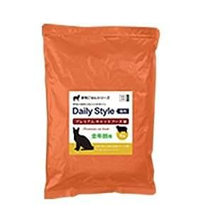 【獣医師開発】デイリースタイル(DailyStyle) 国産プレミアムキャットフード ラム(子羊) 300g入 (全猫種用)
