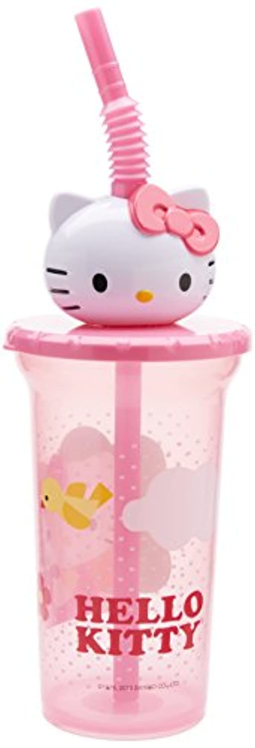 Zak! Designs Buddy Sip Cup - Hello Kitty - 15 oz by Zak Designs
