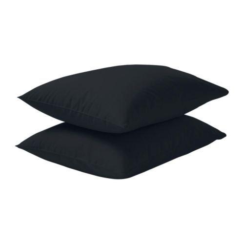 RoomClip商品情報 - ★ドヴァーラ / DVALA / 枕カバー / ダークブルー(50×60cm 2ピース)[イケア]IKEA(70183058)