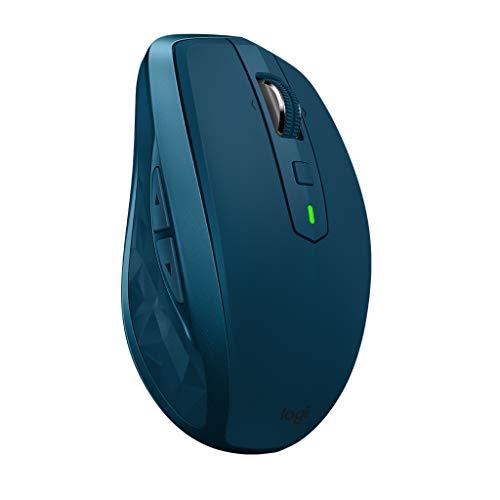 Logicool ロジクール MX1600sMT ANYWHERE 2S ワイヤレス モバイルレーザーマウス ミッドナイトティール FLO...