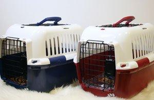 ファンタジーワールド ファンタジーキャリー オープン ブルー 小型犬用 Sサイズ