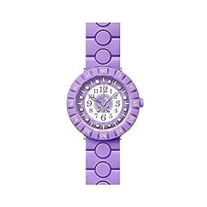 [フリック フラック]FLIK FLAK 腕時計 Power Time 7+ (パワータイム7+) PRETTY LILAC (プリティライラック) ガールズ FCSP049 FCSP049 ガールズ 【正規輸入品】