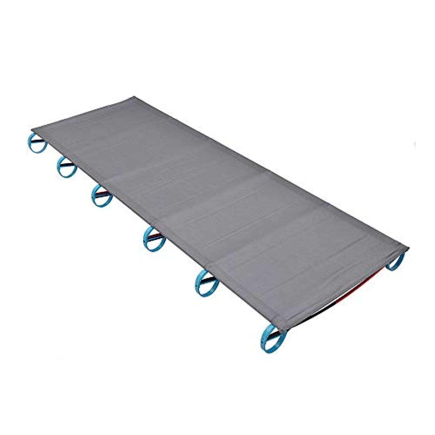 受ける階下疲労Mecoyas 折りたたみベッド 簡易 コンパクト 通気性 超軽量 ポータブル シングルベッド 旅行ベッド テントベッド アルミ金属フレーム屋外キャンプ