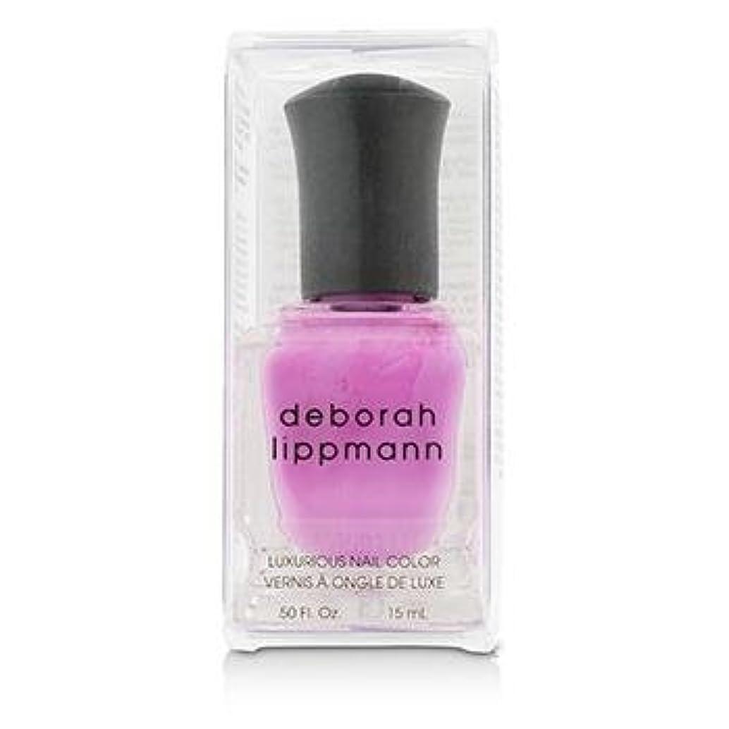精査する強大なやりすぎ【deborah lippmann】【デボラリップマン】ポリッシュ ピンク系 15mL (シーボップ)
