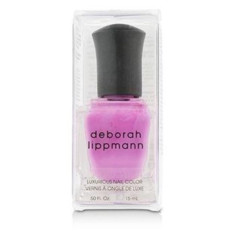 サイズ魅力的きゅうり【deborah lippmann】【デボラリップマン】ポリッシュ ピンク系 15mL (シーボップ)