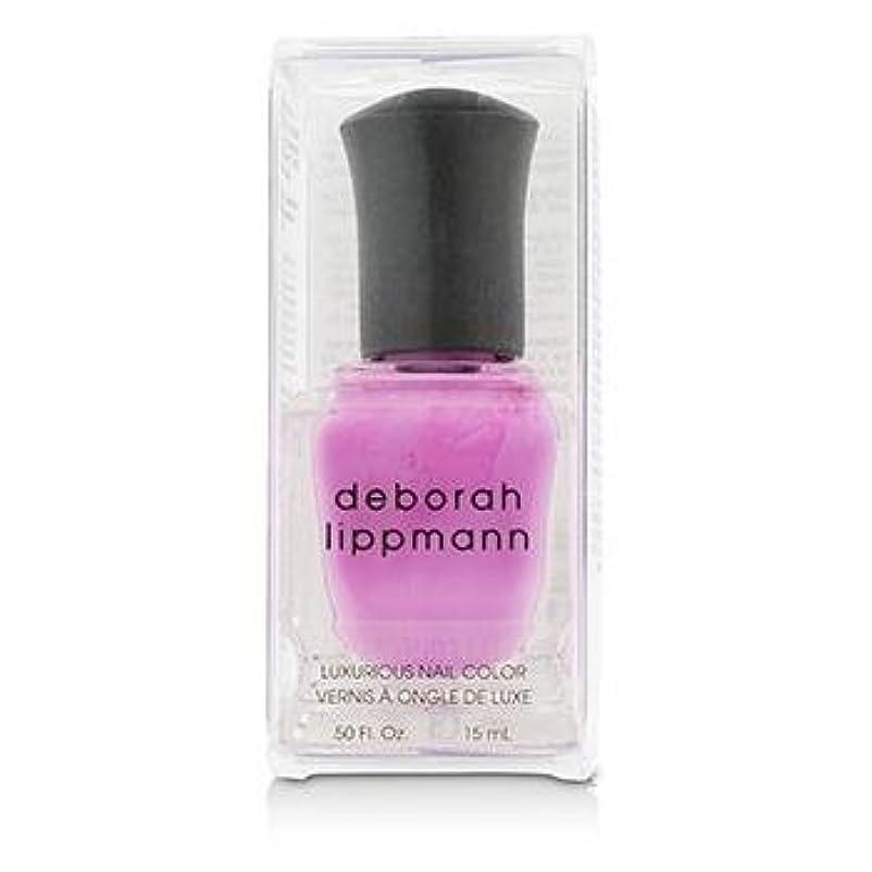 誕生日本当に取得する【deborah lippmann】【デボラリップマン】ポリッシュ ピンク系 15mL (シーボップ)