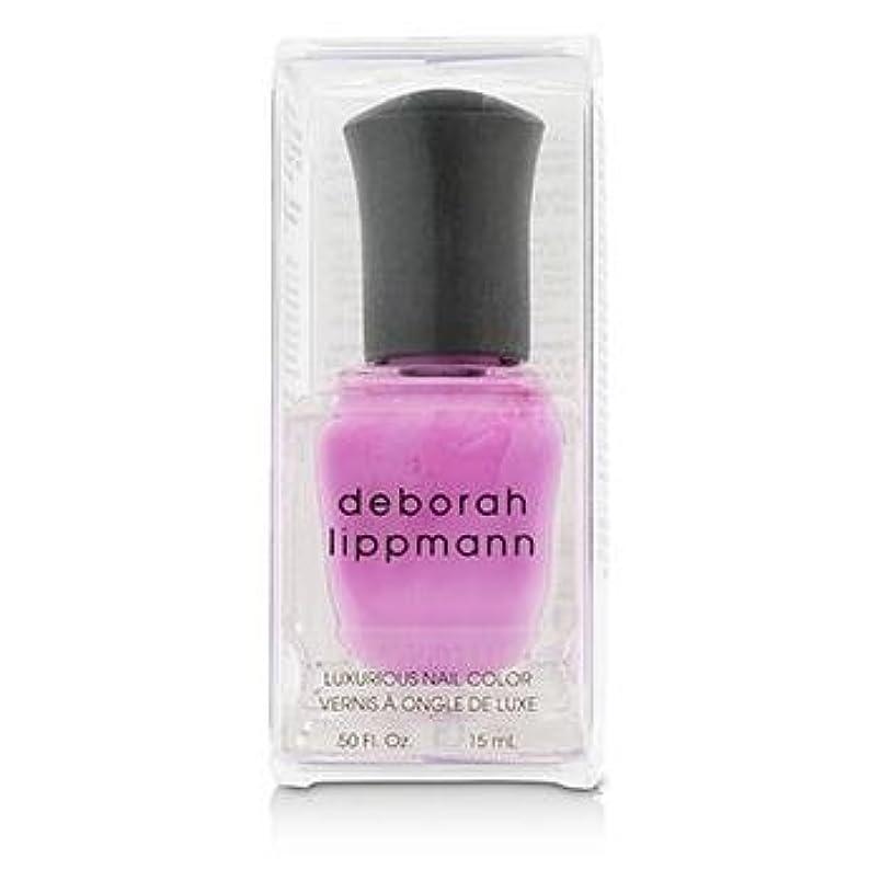 残酷な博物館ぞっとするような【deborah lippmann】【デボラリップマン】ポリッシュ ピンク系 15mL (シーボップ)