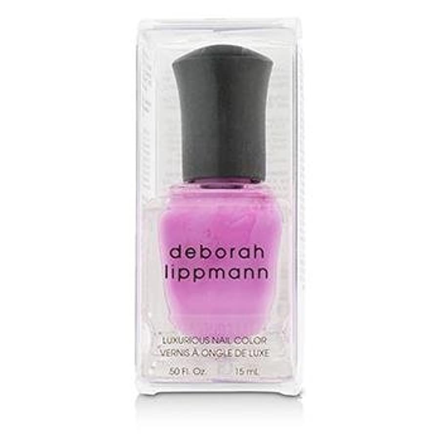 フィットネス歩き回るサイドボード【deborah lippmann】【デボラリップマン】ポリッシュ ピンク系 15mL (シーボップ)