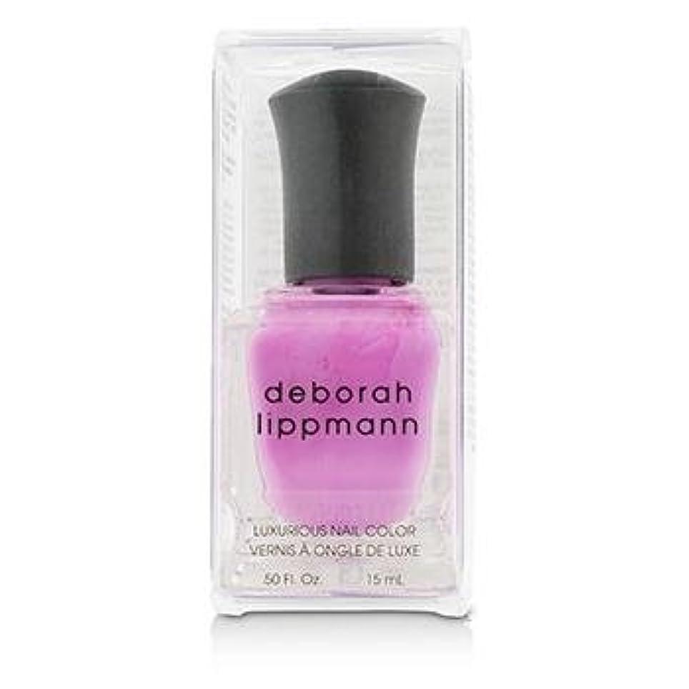 材料通常極貧【deborah lippmann】【デボラリップマン】ポリッシュ ピンク系 15mL (シーボップ)