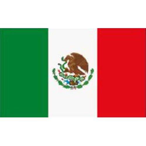 SODIAL(R) メキシコ旗5フィートx3フィート