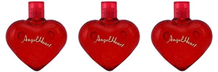 拡張絡まるボイコット◆アウトレット【Angel Heart】ミニチュア香水3個セット◆エンジェルハートEDT 10mlX3個(ミニ)◆