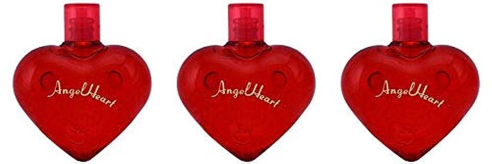 アプト有名逃げる◆アウトレット【Angel Heart】ミニチュア香水3個セット◆エンジェルハートEDT 10mlX3個(ミニ)◆