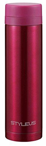 タフコ F-2637 レッド スタイラス マグカップボトル 300ml 水筒 ボトル