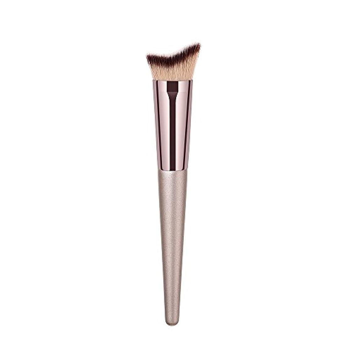 ガイドラインさまよう修正する笑え熊 化粧筆 化粧品 ZZ-10-A-1 スポンジ タクロン ブラシ チーク ファンデーションブラシ フェイスブラシ 高級毛質
