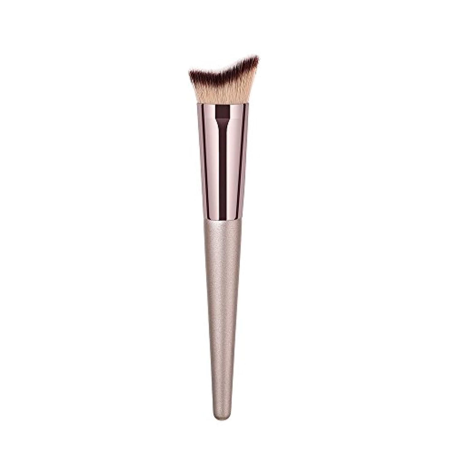 笑え熊 化粧筆 化粧品 ZZ-10-A-1 スポンジ タクロン ブラシ チーク ファンデーションブラシ フェイスブラシ 高級毛質