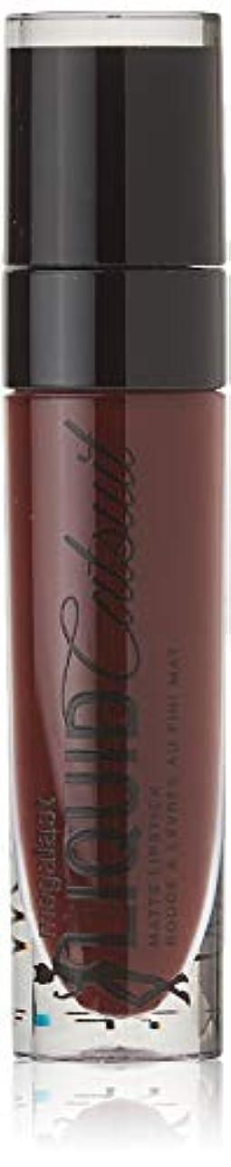 慈悲無駄にマーカーWET N WILD MegaLast Liquid Catsuit Matte Lipstick - Video Vixen (並行輸入品)