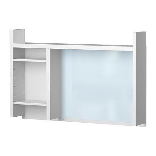 RoomClip商品情報 - IKEA(イケア) MICKE ホワイト 70180026 追加ユニット 高、ホワイト