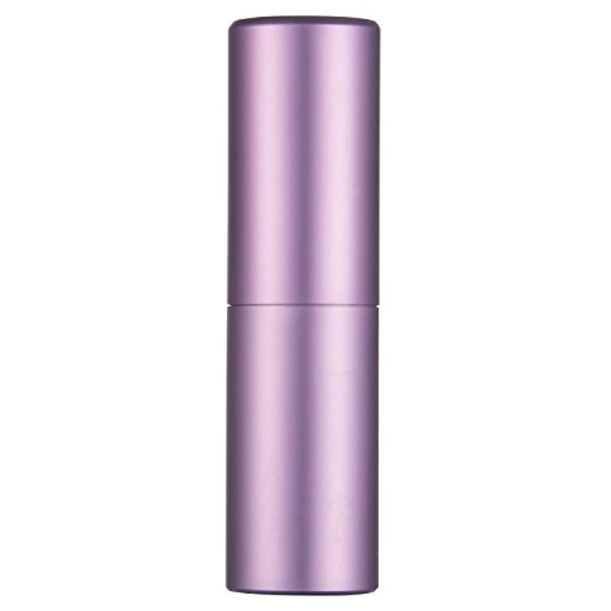 またね収束口頭香水アトマイザー Faireach レディース スプレーボトル 香水噴霧器 旅行携帯便利 詰め替え容器 20ml (パープル)