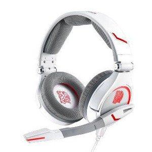 Tt eSPORTS Cronos Gaming Headset White HT-CRO008ECWH ヘッドホン(イヤホン)【並行輸入品】