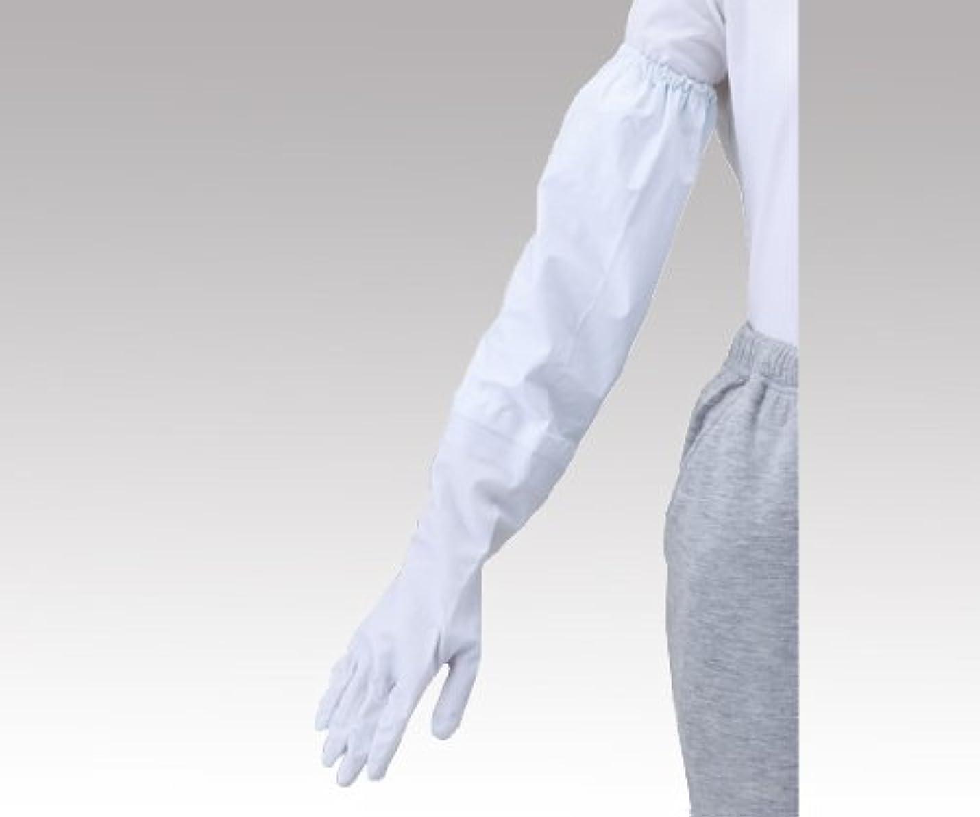 祖父母を訪問誘惑するメタン腕カバー付き手袋 No.240 M (8-4358-01)