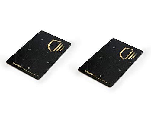 クールウォレットSデュオビットコインハードウェアウォレット2パック