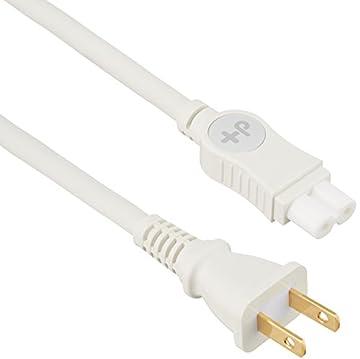 小柳出電気商会 メガネ型パワーケーブル 1.8m d+Power Cable C7/1.8