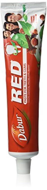 お誕生日眼ハウスDabur Red Toothpaste 200G [並行輸入品]