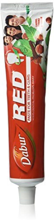 無人ビジョンすばらしいですDabur Red Toothpaste 200G [並行輸入品]