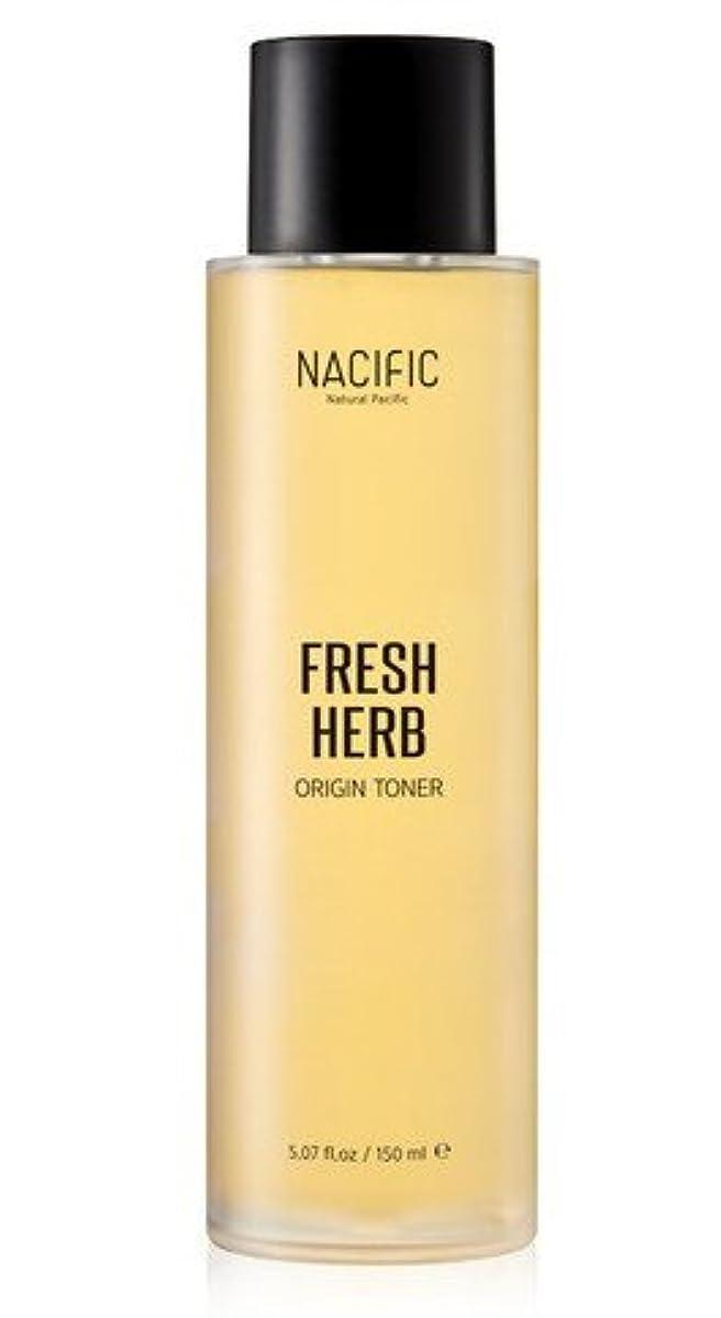 小説世界的に憂慮すべき[NACIFIC] Fresh Herb Origin Toner 150ml/ナシフィック フレッシュ ハーブ オリジン トナー150ml [並行輸入品]