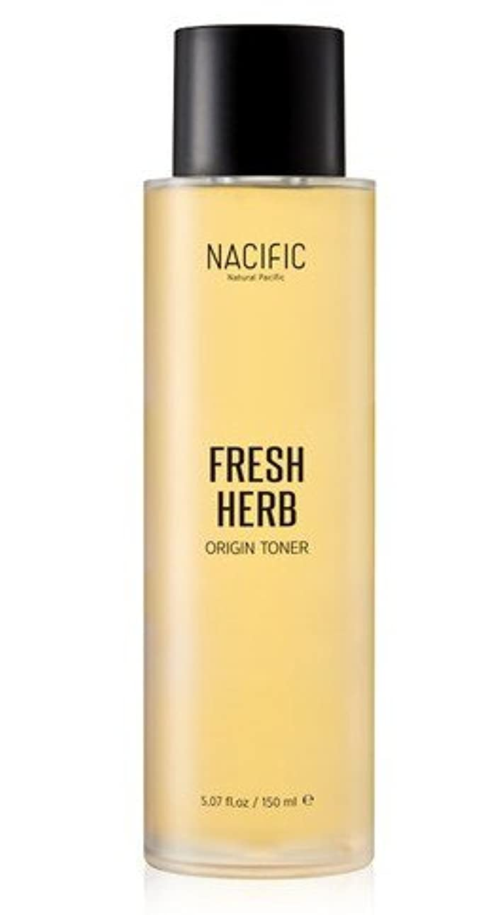 名前浸した器具[NACIFIC] Fresh Herb Origin Toner 150ml/ナシフィック フレッシュ ハーブ オリジン トナー150ml [並行輸入品]