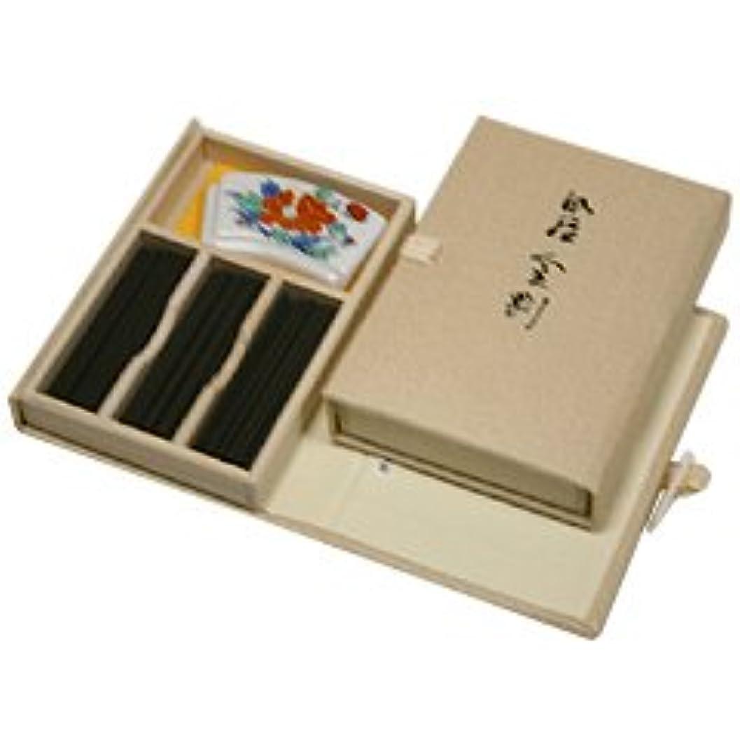 最終的に音声学レタス【日本香堂】お香 伽羅金剛 スティック 60本