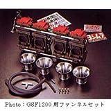 ヨシムラ(YOSHIMURA) ミクニ TMR-MJN38キャブレター デュアルスタックファンネル仕様 GPZ900R NINJA[ニンジャ] 768-294-3002