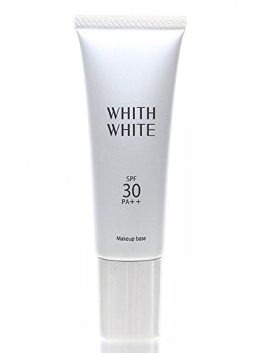 フィス 美白 化粧下地 「 顔 用 保湿 日焼け止め 」「 毛穴 にきび くずれ防止 」「 ウォータープルーフ SPF30 PA ++ UV カット 」「 プラセンタ 配合」25g
