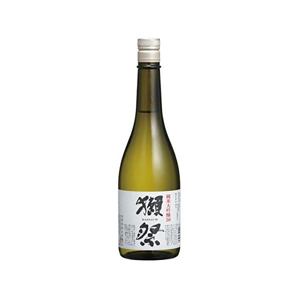 獺祭(だっさい) 純米大吟醸50 720mlの商品画像