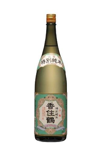 香住鶴 山廃 特別純米 1800ml