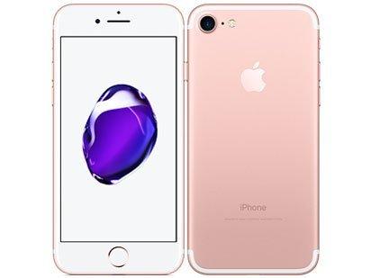 docomo版 iPhone 7 32GB ローズゴールド MNCJ2J/A 白ロム Apple 4.7インチ