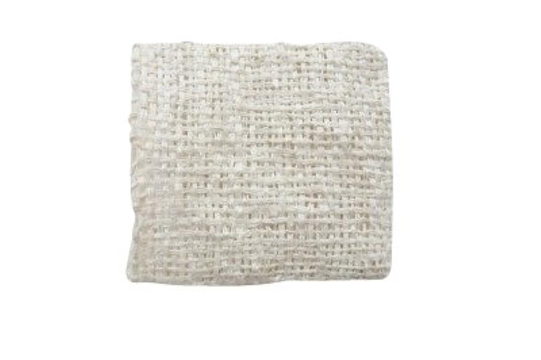 放つ幅再びきびそ(生皮苧)フェイスミトン 純国産(原糸 群馬県産) 3000デニール
