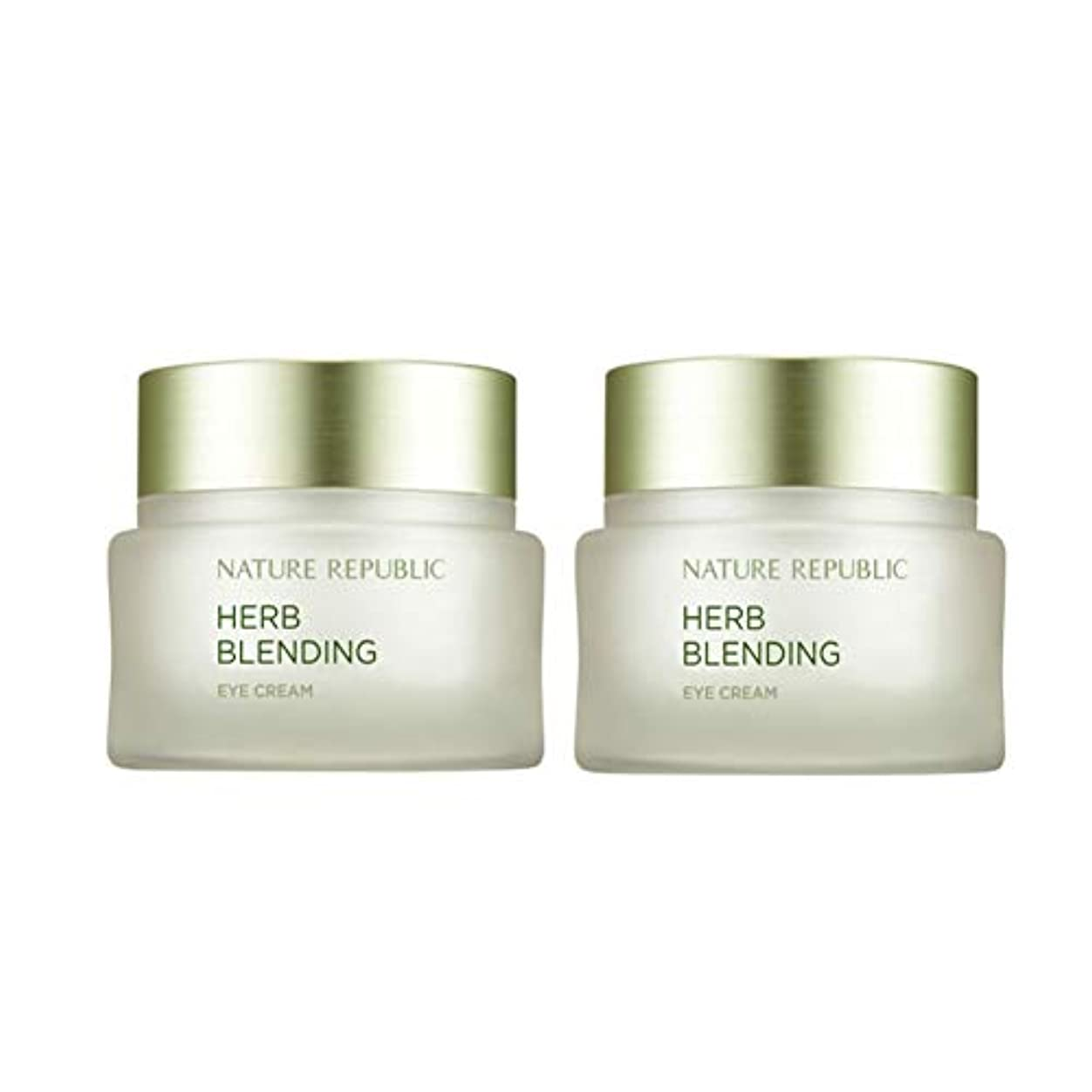 ケープエスカレーター会計ネイチャーリパブリックハーブ?ブレンディングクリーム50mlx 2本セット韓国コスメ、Nature Republic Herb Blending Cream 50ml x 2ea Set Korean Cosmetics...