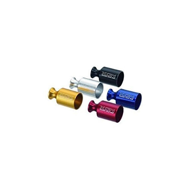 心臓アソシエイト十年XON XBL-01 ハブライトホルダー QR用 シルバー