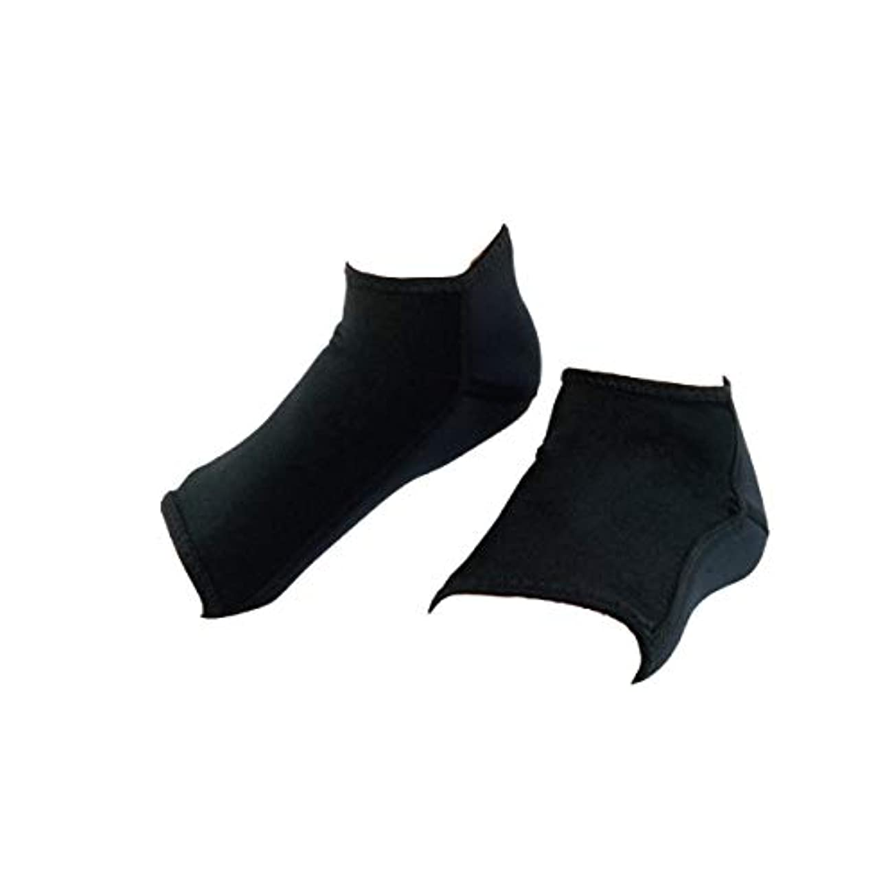 喜び練習した爆弾靴下 かかと 保湿 チタン 素足小町 ロング