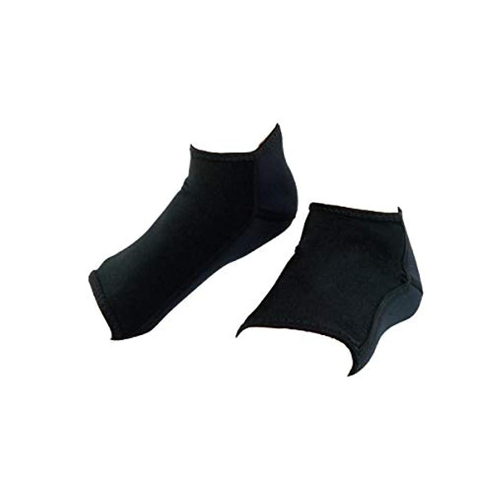 ロッカーアドバンテージ壮大な靴下 かかと 保湿 チタン 素足小町 ロング