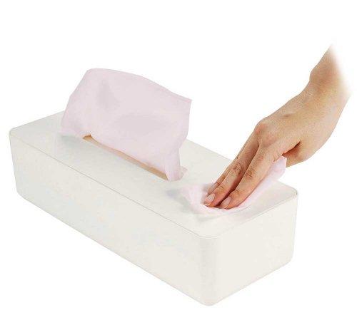 アーネスト ティッシュボックス ルテラ ホワイト 76058