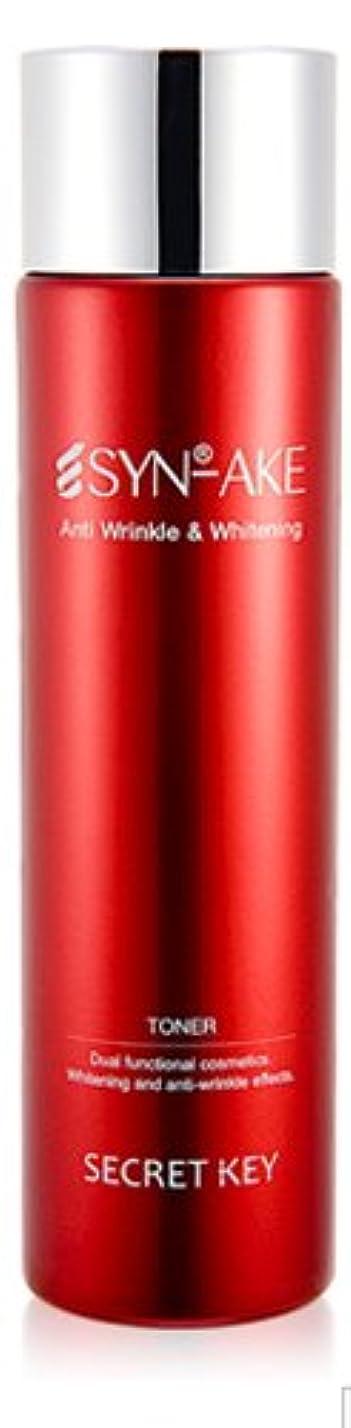 結論チチカカ湖頭痛SYN-AKE Anti Wrinkle & Whitening Toner(150ml)