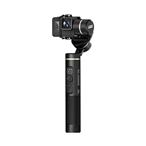 FEIYU TECH (フェイユーテック) G6 3軸ジンバル カメラスタラビザー 生活防水 Gopro Hero 6/5 アクションカム対応【国内正規品・日本語説明書付き・国内保証1年】