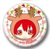 アイドリッシュセブン 一番くじ B賞 クリスマス 缶バッジ 七瀬陸