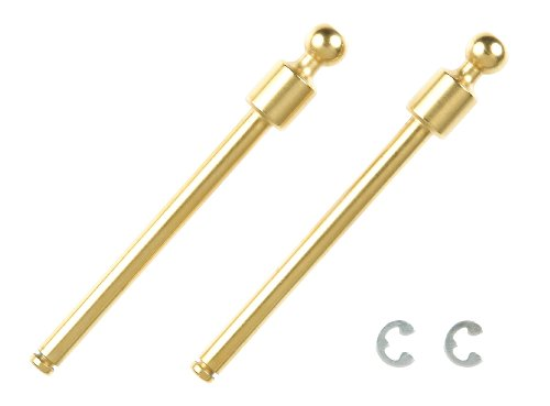 ホップアップオプションズ OP.1296 M-06 3×34 チタンコートボールサスシャフト 54296