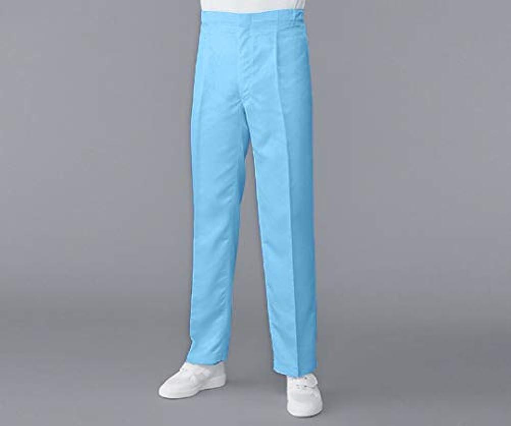 偽速報断言する無塵衣AS304A パンツ ブルー